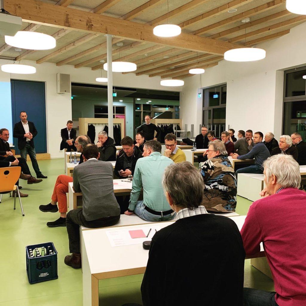 Fokusgruppen Workshop Perspektive Wirtschaft - Nordlicht Schule