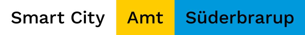 Logo Smart City Amt Süderbrarup - Farbe