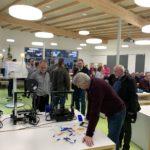 3D-Drucker zum Ausprobieren beim Smart City Bürgerforum