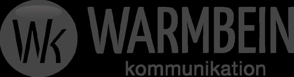 Logo Warmbein Kommunikation