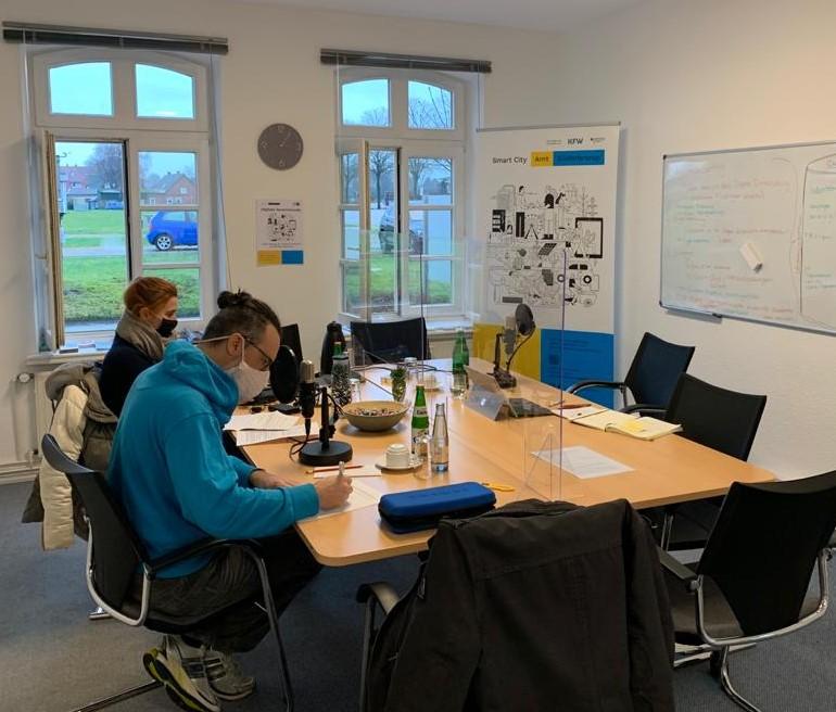 SCAS im Karrierefjord-Podcast